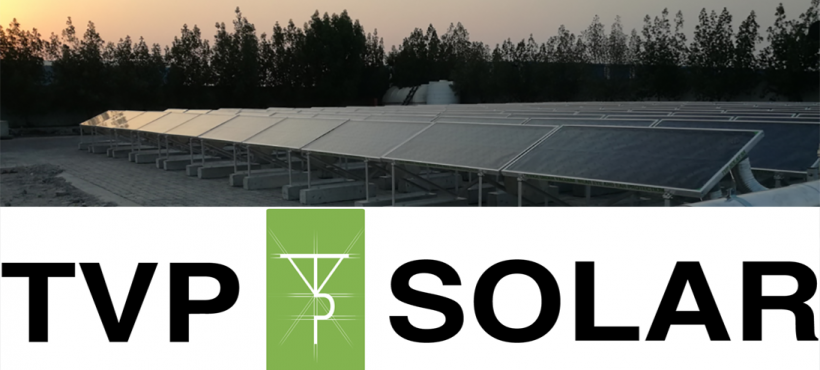 Solar Heat Europe welcomes a new member: TVP Solar