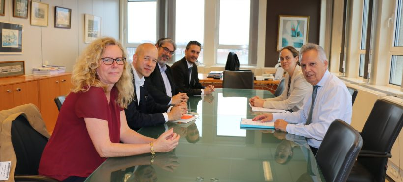 Meeting with DG ENER Dominique Ristori about decarbonisation of heating in Europe