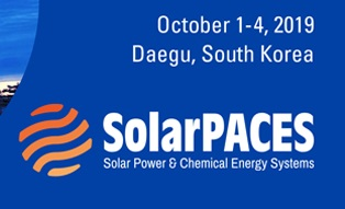 25th SolarPACES conference 2019
