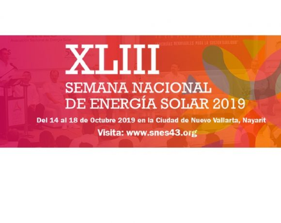 XLIII Semana Nacional de Energía Solar