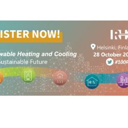 100% Renewable Heating & Cooling for a Sustainable Future