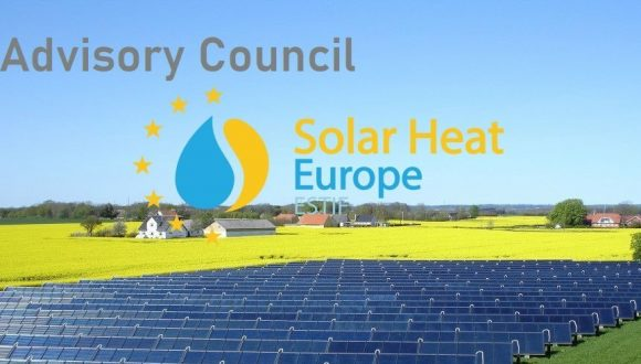Advisory Council meeting: Solar thermal for buildings