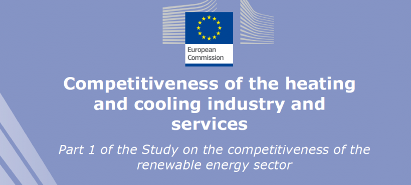 New Commission's report demands more measures to boost the renewable energy sector