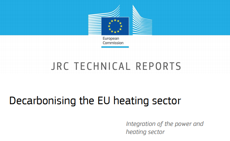 European Commission recognises H&C as a priority for decarbonisation