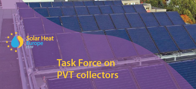 New taskforce on PVT collectors to starting its work