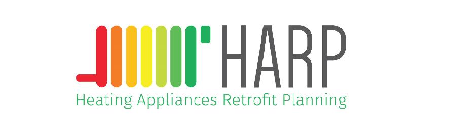 HARP heating retrofit EU