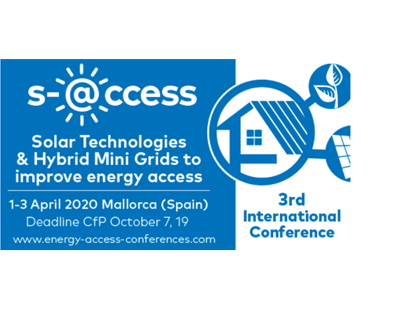 3rd International Conference on Solar Technologies & Hybrid Mini Grids