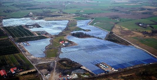 11_Solar District Heating in Silkeborg, Denmark (Arcon-Sunmark)