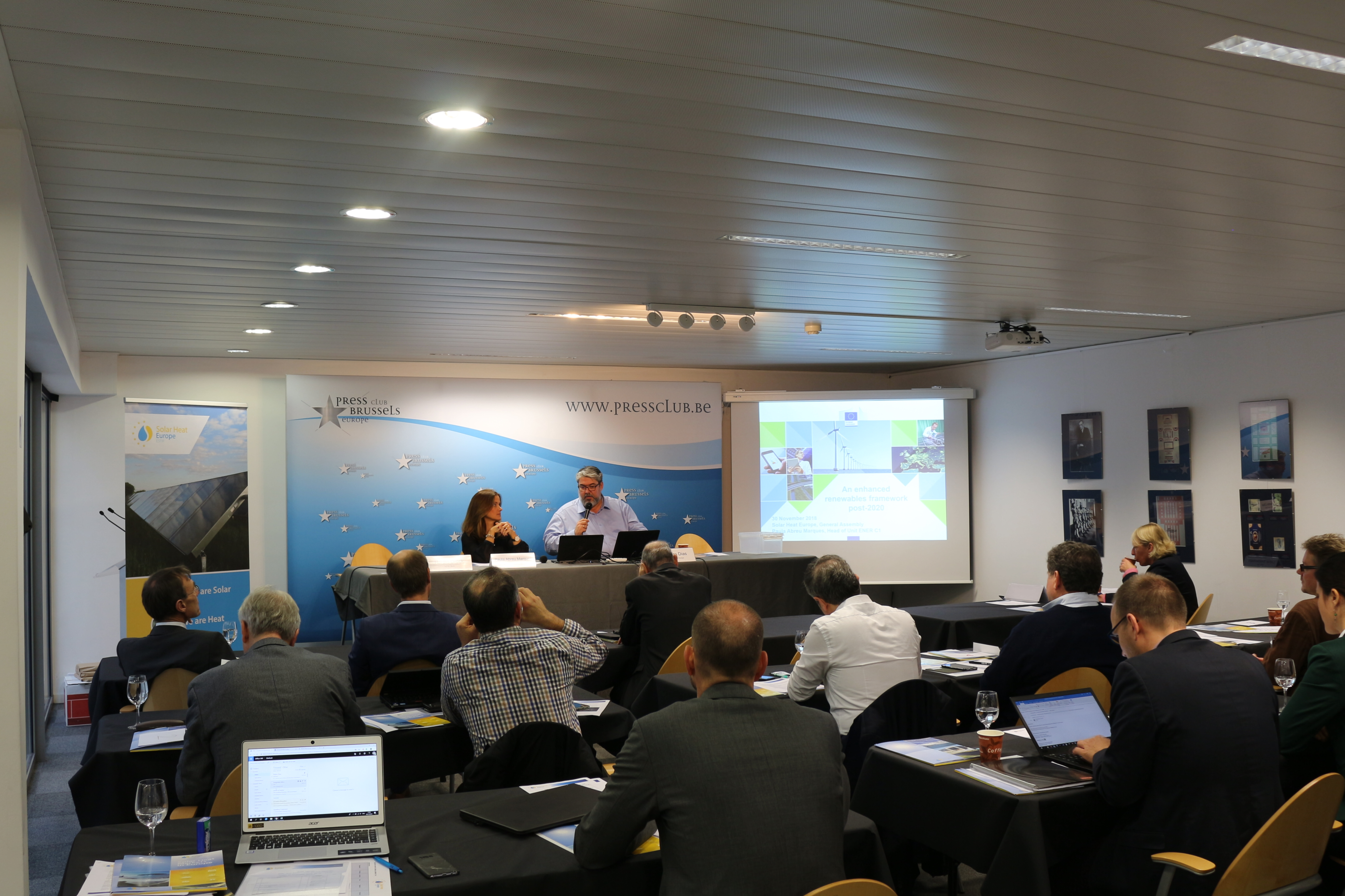 Solar Heat Europe General Assembly 2018