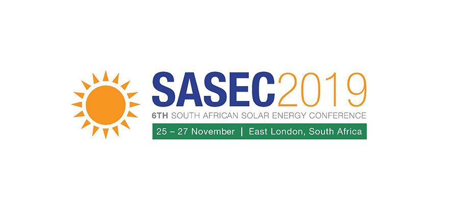 6th Southern African Solar Energy Conference