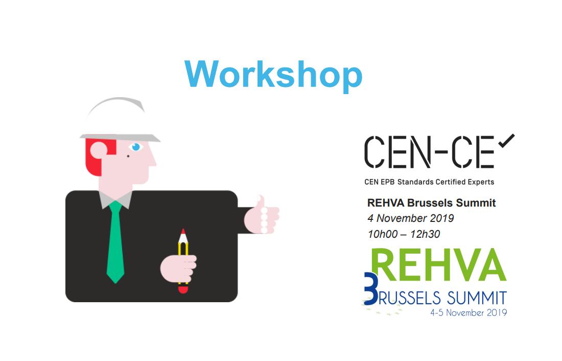 CEN-CE stakeholder workshop