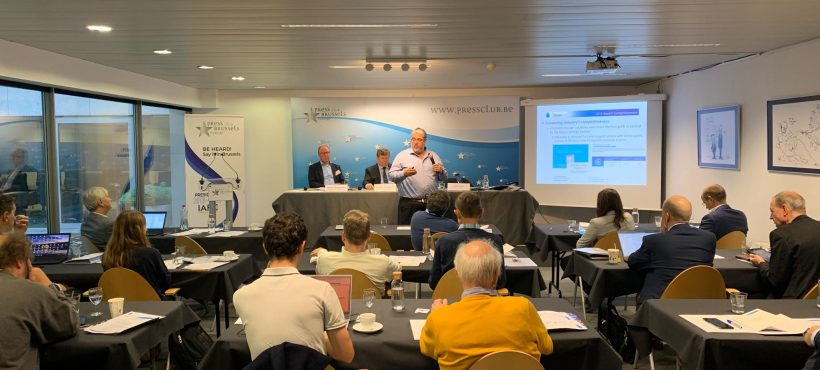General Assembly reporting on Solar Heat Europe Priorities for 2020