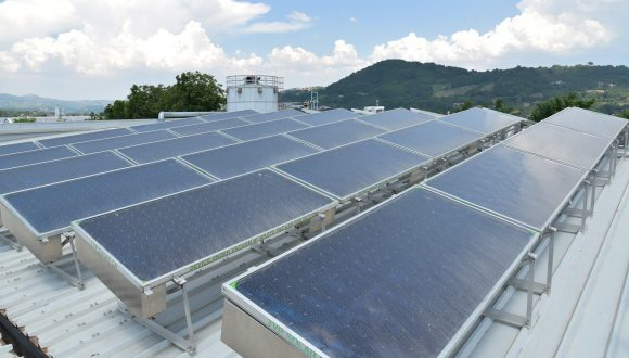 Solar heat: made in Europe for the benefit of the Planet