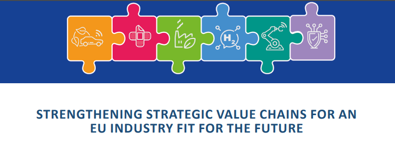 Strengthening Strategic Value Chains for a future-ready EU Industry – report of the Strategic Forum for Important Projects of Common European Interest
