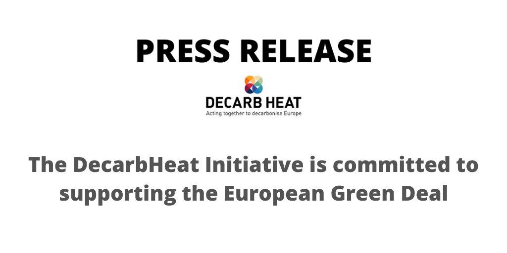 Decarbheat abou the EU Green Deal