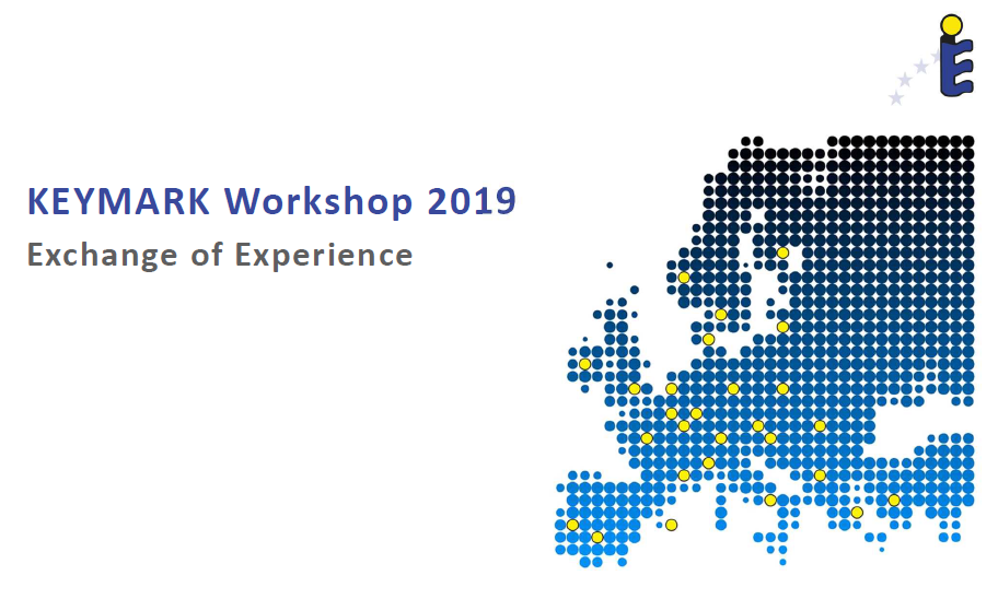 Keymark Workshop 2019
