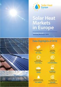Cover Solar Thermal Market Development 2018 Full report