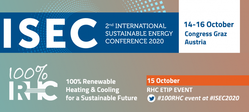 100% Event RHC for a Sustainable Future