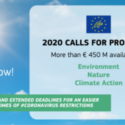 Launch of the 2020 LIFE call for proposals