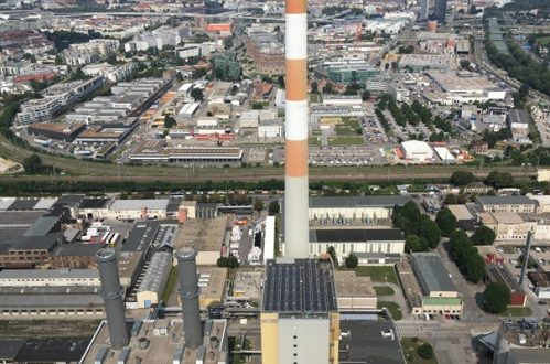 Simmering district heating