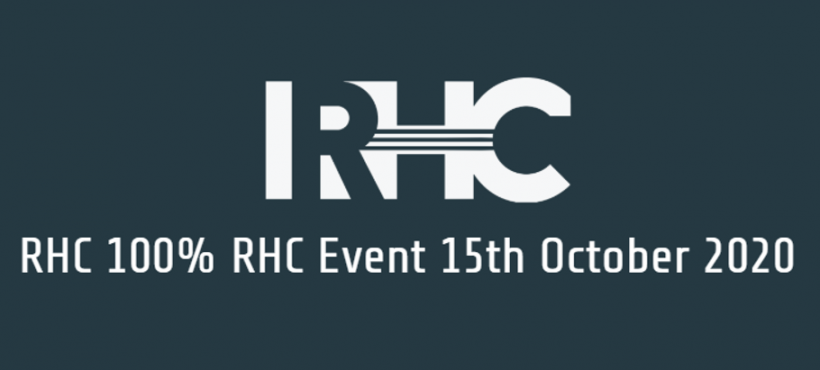 100% RHC EVENT 2020 / The RHC ETIP Annual Conference Online