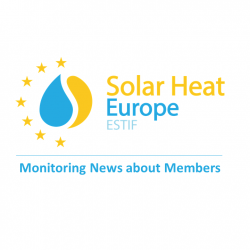 News about Solar Heat Europe Members – 28/09/2020