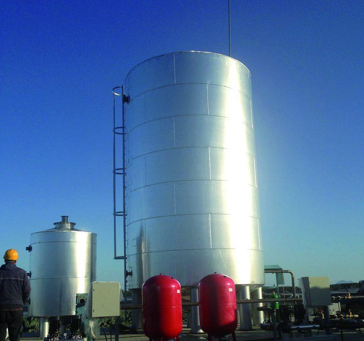 GREENoneTEC – Thermal Energy Storage
