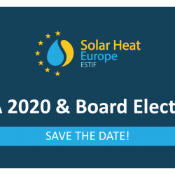 SAVE THE DATE: Ordinary General Assembly 2020 and Elections for the Board