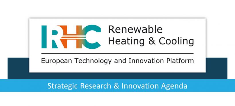 RHC ETIP's Strategic Research and Innovation Agenda: consultation & next steps