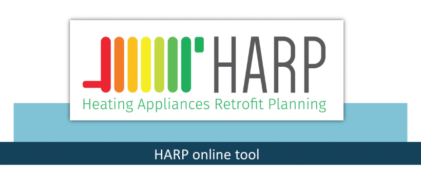 Heating Appliances Retrofit Planning – Online tool to be launched this week for testing