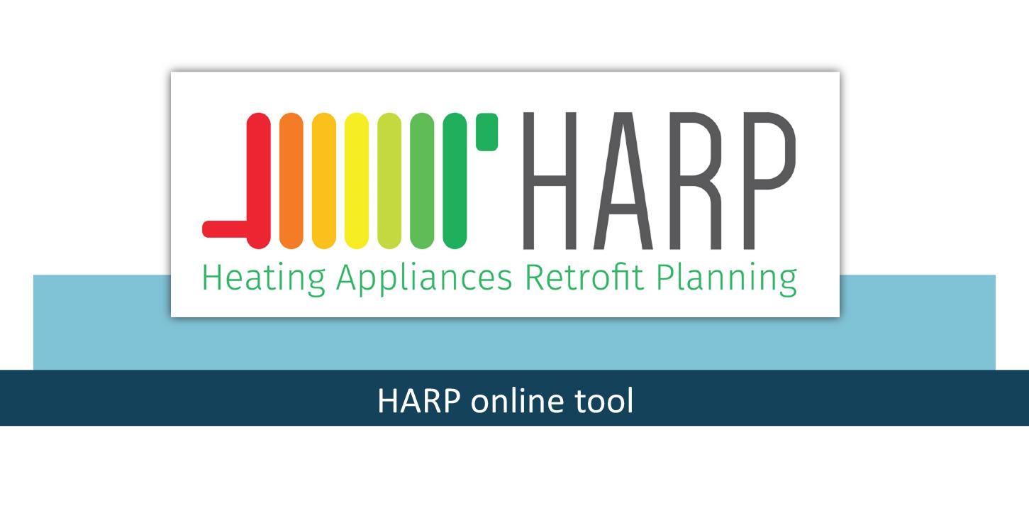 Banner website_HARP tool