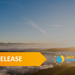 PRESS RELEASE – Solar heat and LPG: a perfect match to decarbonise local heat
