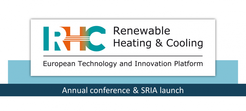 100% RHC Event and the Strategic Research and Innovation Agenda launch