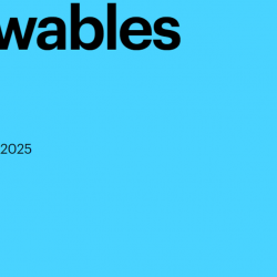 The IEA Renewables 2020 report is out!