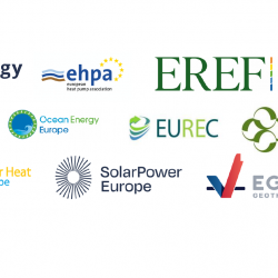 Joint letter: The platform on sustainable finance and renewable energy representation