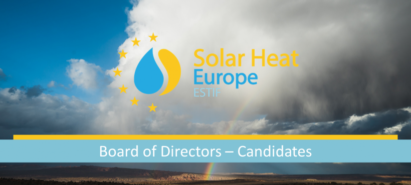 President and Board of Directors for 2021/2022 – Candidates