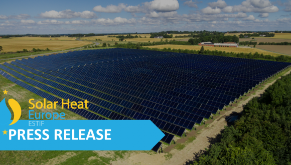 PRESS RELEASE – A new Board of Directors guiding Solar Heat Europe for the next two years