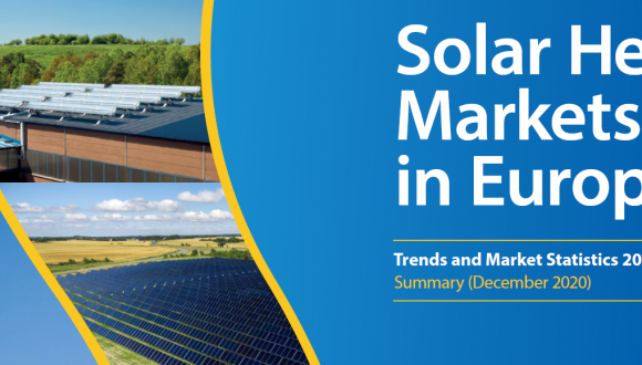 PRESS RELEASE – Solar Heat European Market 2019 Report: Continuous growth for over 4 decades