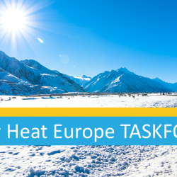 Solar District Heating taskforce: addressing the challenges ahead