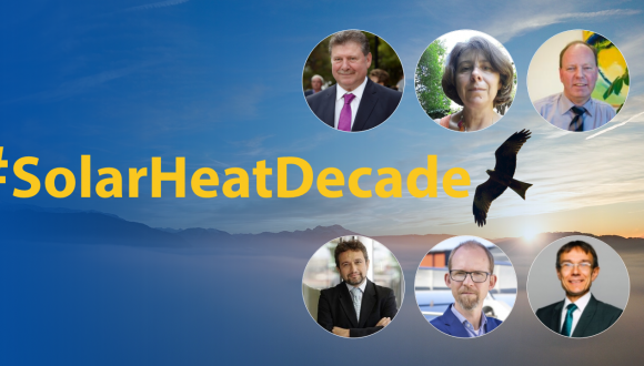 Let's do it: 2020-2030, the decade of Solar Heat
