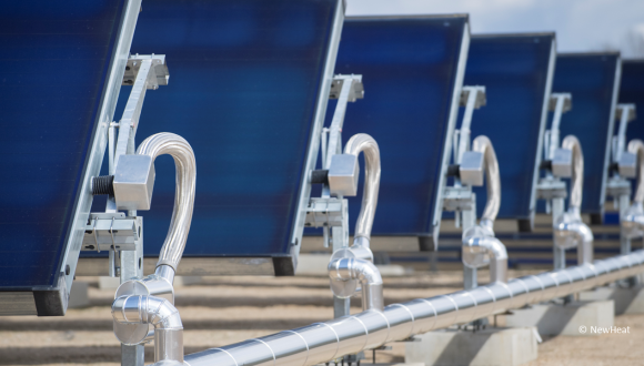 Cheaper than electrification: how solar heat will replace oil and gas in the EU industrial sector