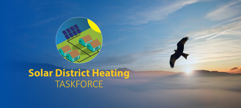 Solar Heat Europe SDH Taskforce – updates and focuses in 2021