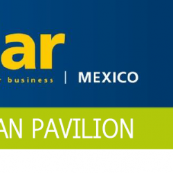The European Pavilion at Intersolar Mexico 2021