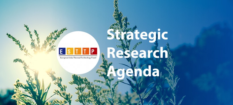 The ESTTP working on its brand-new Strategic Research Agenda
