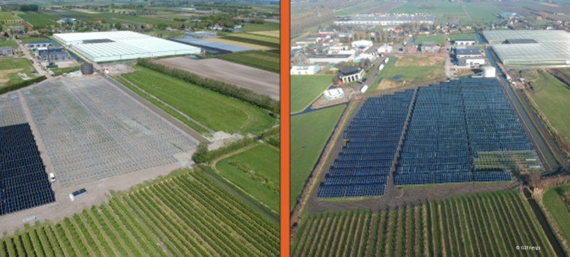 Largest solar process heat installation in Europe in 2020