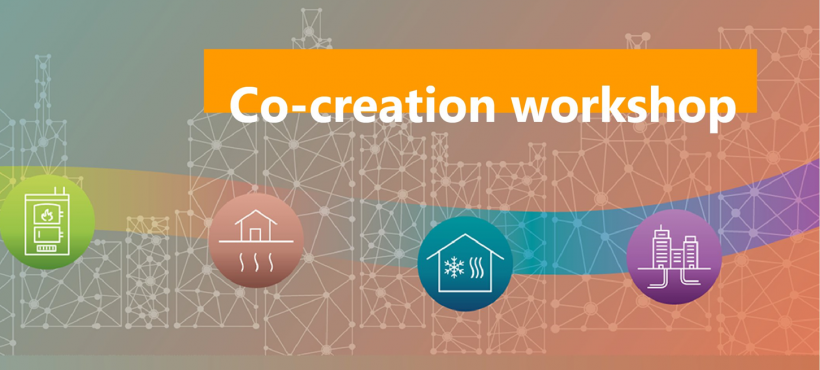 RHC-ETIP co-creation workshop on trends and priorities in research & development for renewable heating and cooling