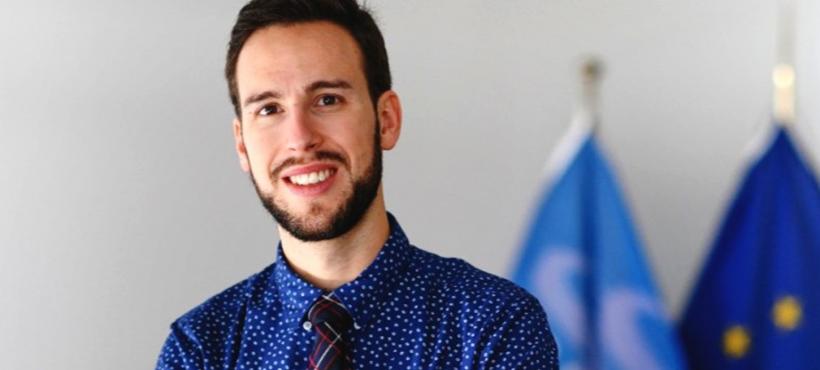 Meet Felix Kriedemann, Solar Heat Europe's Junior Policy Officer