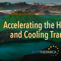 Accelerating the Heating and Cooling Transition Call 2021 – Joint Programming Platform ERA-Net SES (JPP SES) and GEOTHERMICA ERA-Net